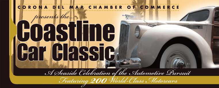 Corona Del Mar Classic Car Show