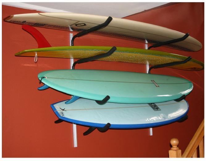 Design Your Own Surfboard Rack