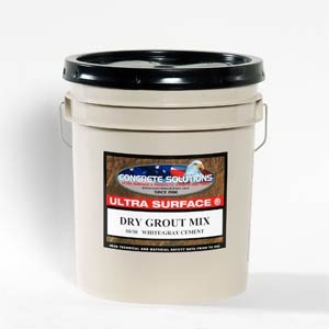 Dry Grouting Mix