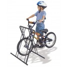 4-on-the-floor 4 Bike folding park stand