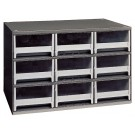 Drawer Steel Parts Storage Hardware and Craft Cabinet with Locking Door