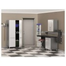 5-Piece Garage Cabinet Kit