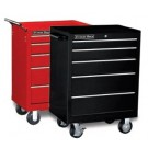 "26-1/2"" 5 Drawer Professional Roller Cabinet"