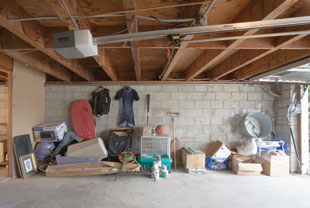 Garage Before Makeover