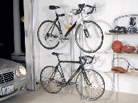 Bike Garage Storage Accessories