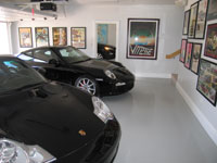 Car Showroom by Garage Envy
