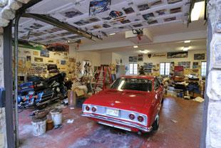 Garage Makeover Gallery
