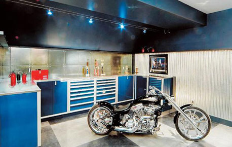 Motorcycle Workbench