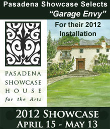 pasadena showcase 2012 garage envy