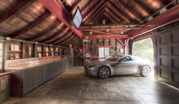 World s most beautiful garages exotics insane garage