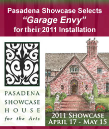 pasadena showcase garage envy