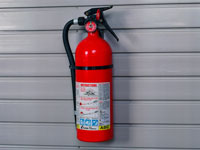 5 lb Red Fire Extinguisher
