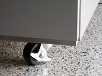 Heavy Duty Rolling Bench Caster