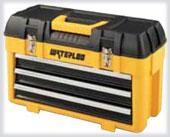 storage tool box lockablel