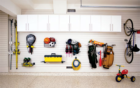 Sporting Goods Storage And Organization Garage Accessories