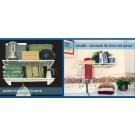 HyLoft 18 x 36 Slatwall Shelf