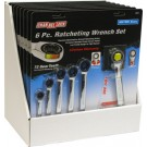 Channellock 6 Pc Ratcheting Wrench Set