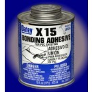 Oatey® X-15 Vinyl Bonding Solvent