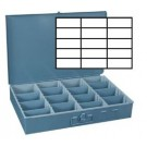 15 compartment tray