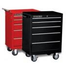 "26-1/2"" 5 Drawer Professional Roller Cabinet"