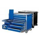 "55"" 11 Drawer Professional Roller Cabinet"