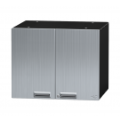"24"" Stainless Steel Upper Storage Cabinet"