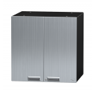 "30"" Stainless Steel Upper Storage Cabinet"