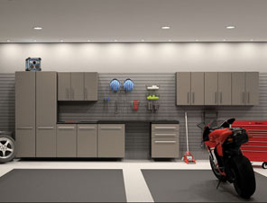 Bike Storage Slatwall Accessories Garage Storage